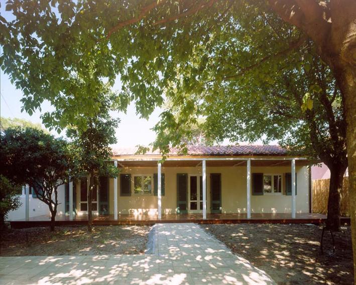 Casa per vacanze pietro carlo pellegrini architetto - Architetto per ristrutturazione casa ...